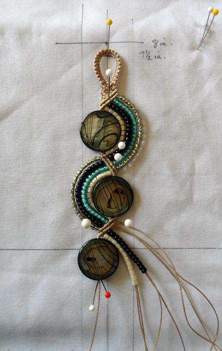 Grandma Coco's Designs: WIP #34 - Just doin' it
