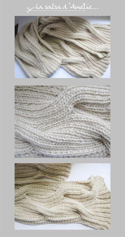 L'écharpe de Doudou
