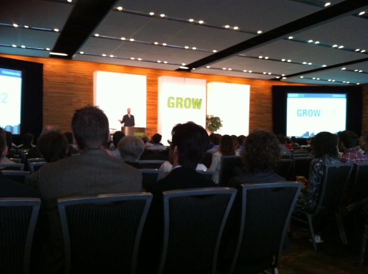Jeremy Toeman, CEO Dijit Media Speaking at Grow2012
