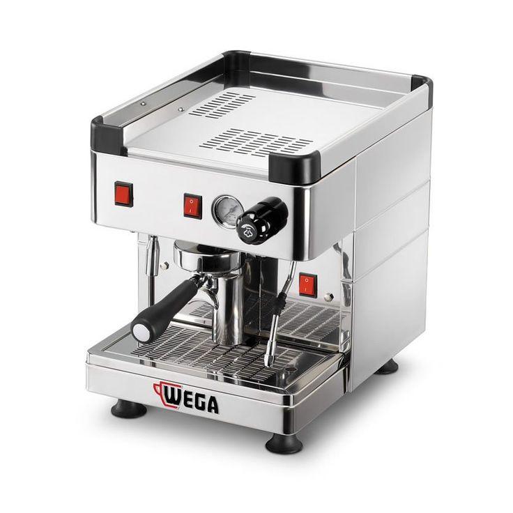 Wega MININOVA EPU Semi-Automatic Espresso Machine – The Concentrated Cup