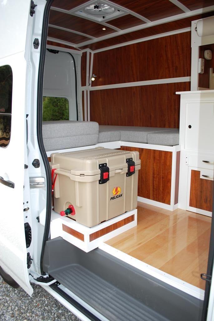 3053 best interior vans images on pinterest van life. Black Bedroom Furniture Sets. Home Design Ideas