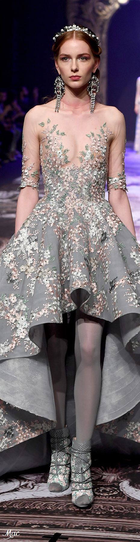 Fall 2017 RTW Michael Cinco