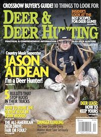 Deer & Deer Hunting Magazine @deer & Deer Hunting