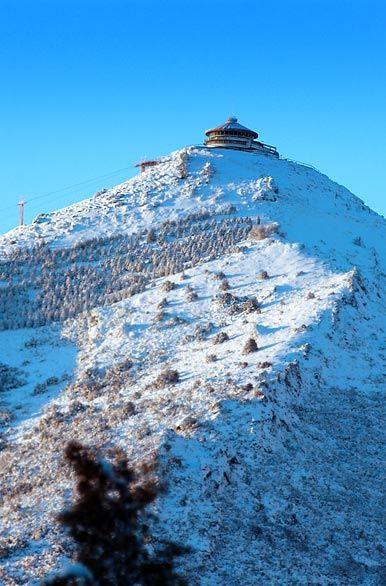 Cumbre del Cerro Otto -  San Carlos de Bariloche