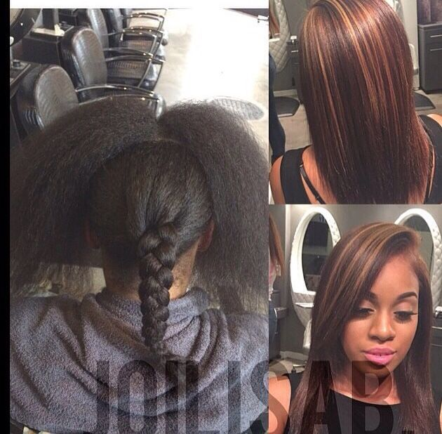 Custom Hair Color Best Hairstyles 2018