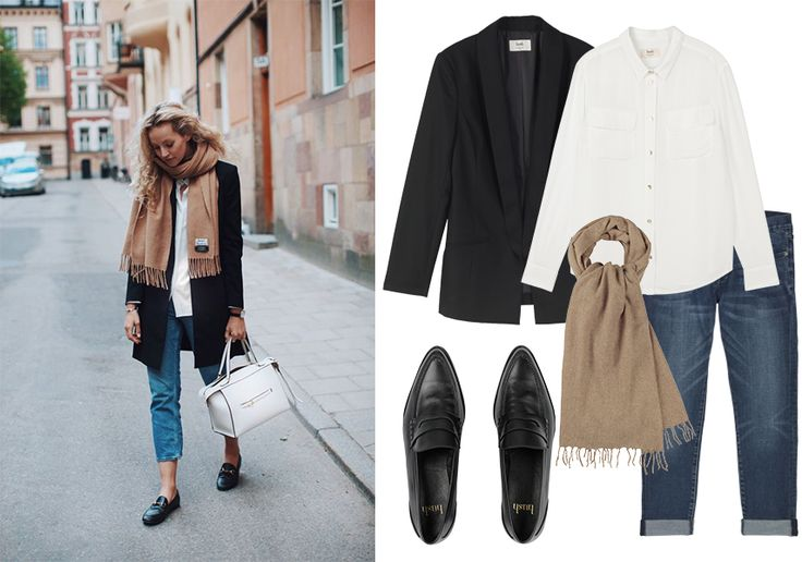hush-blog   Street Style Inspiration: Minimalist  