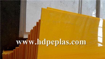 Engineering plastics HDPE sheet
