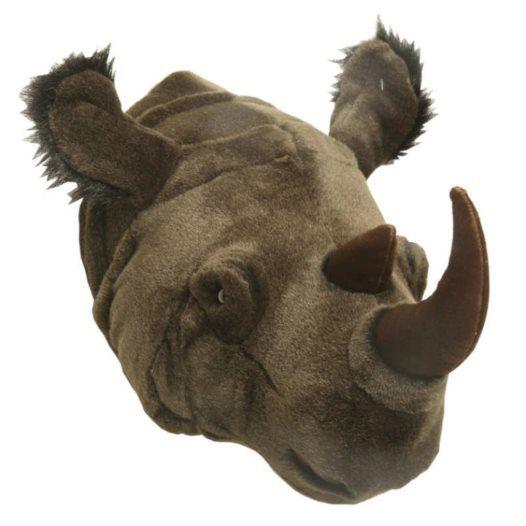 Noshörningshuvud