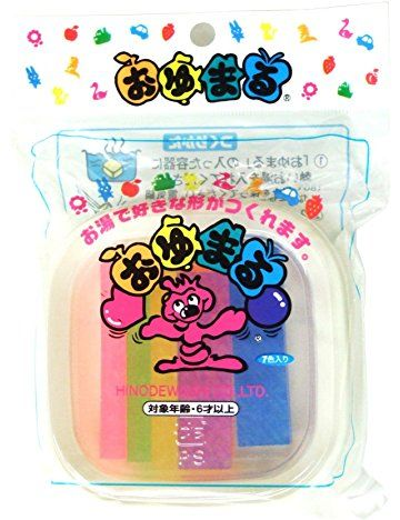 Oyumaru Reusable Modelling Compound Assorted Colours 7 Pack