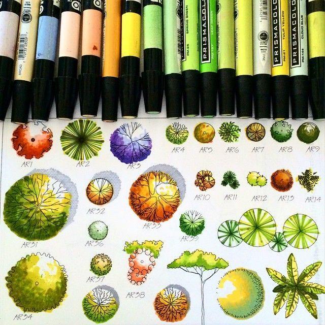 Landscape Architecture Drawing Symbols best 25+ landscape architecture drawing ideas on pinterest | site