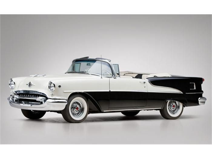 1955 Oldsmobile 88 Photo Gallery - ClassicCars.com & Hemmings Motor News