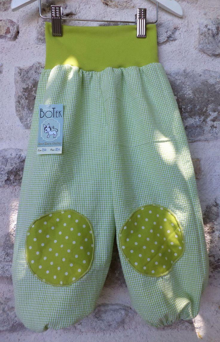Comfy toddler pants