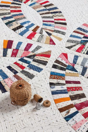 Martingale - Small Pieces, Spectacular Quilts by Mary Elizabeth and Biz.