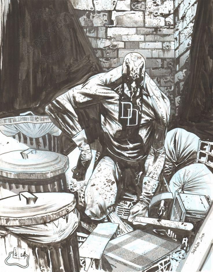 Daredevil by James Harren