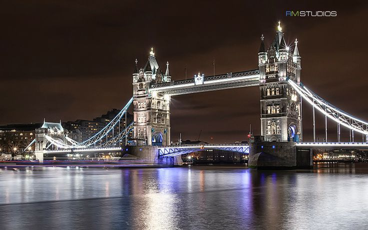 Tower Bridge at Night HD & Widescreen Travel & World Wallpaper from the above resolutions.