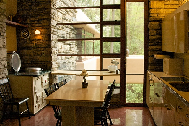 Fallingwater/ Kaufmann Residence. Frank Lloyd Wright. 1936-1939,