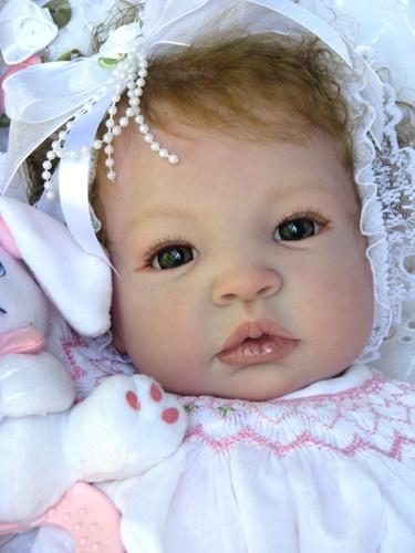 "Reborn Baby Doll Gorgeous ""Kelsie"" Shyann by Aleina Peterson | eBay"