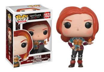 Funko POP Games: The Witcher - Triss