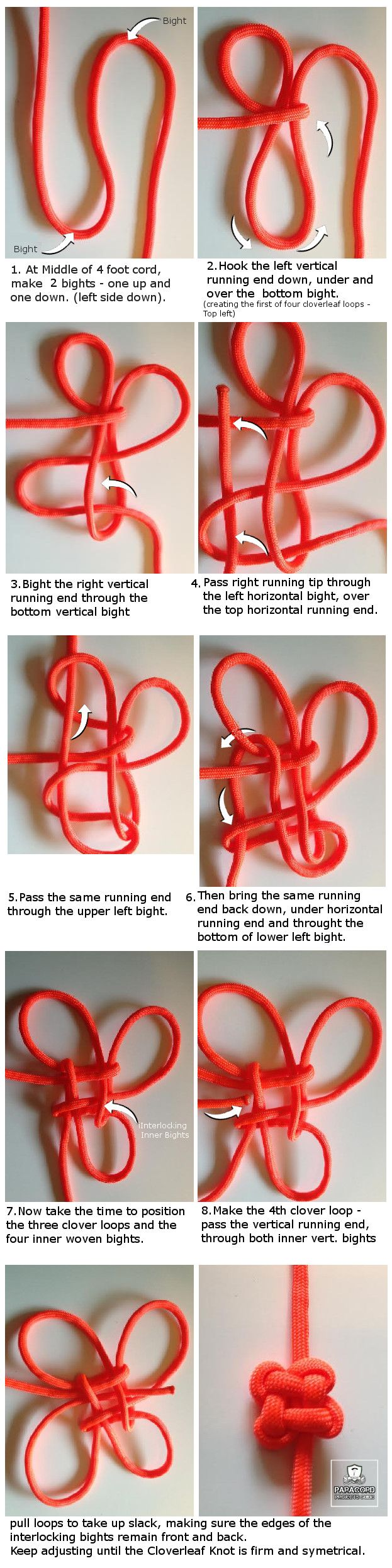 25+ best ideas about Paracord knots on Pinterest ...
