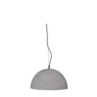 MASON CONCRETE 290MM PENDANT - Modern Pendants - Pendant Lights - LIGHTING DIRECT LIMITED