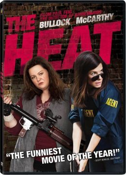 The Heat  (2013) By-the-book FBI agent Sarah Ashburn, forms an unlikely alliance with unconventional street cop Shannon Mullins to take down a Russian gangster. Sandra Bullock, Michael McDonald, Melissa McCarthy...TS Comedy