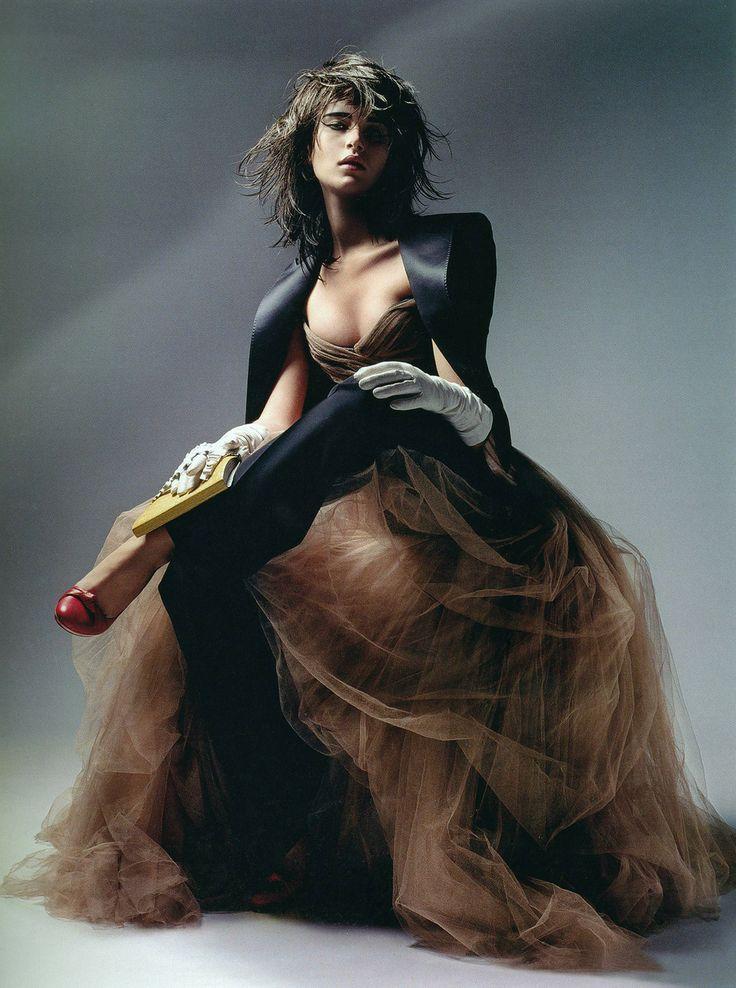 Liya Kebede, African Elegance