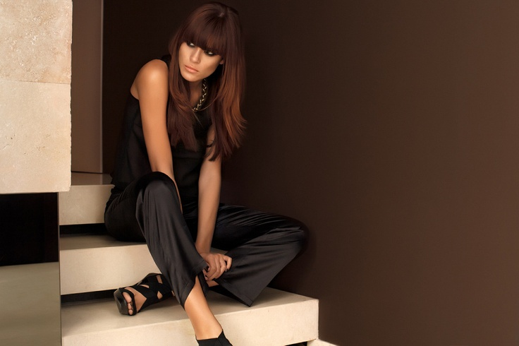 Jenna Pietersen for LingaDore Night Collection 2013