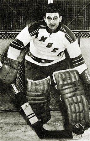 Chuck Rayner - NY Rangers
