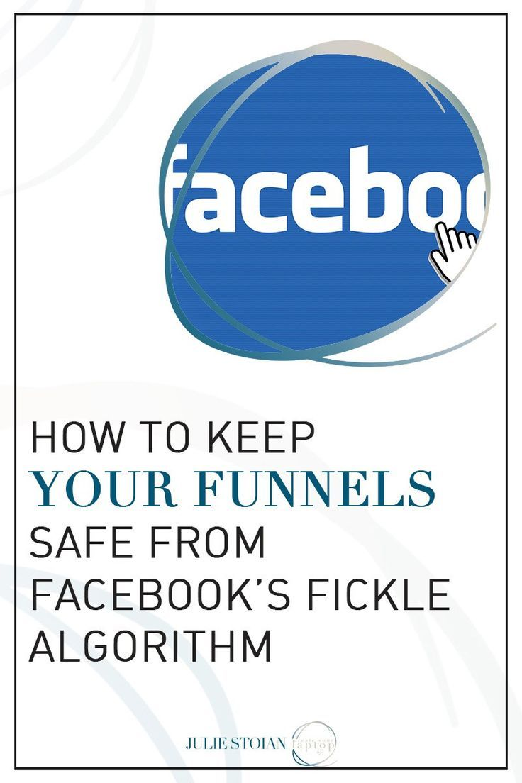 ce1cd0ce38d2 How to Keep Your Funnels Safe From  Facebook s Fickle Algorithm    Create  Your Laptop Life