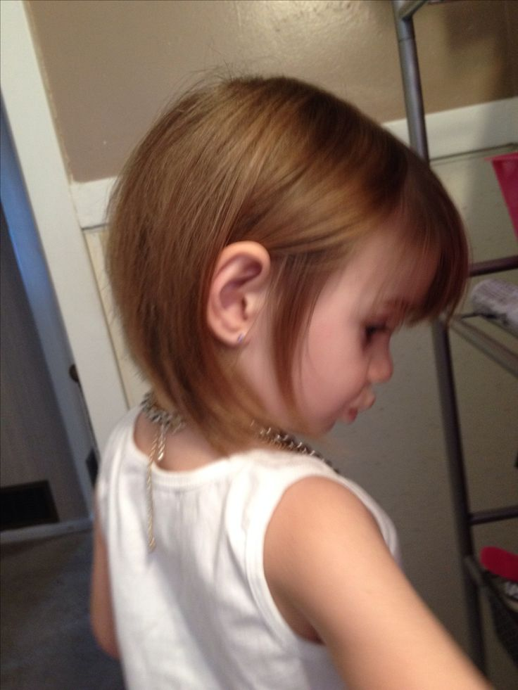 Toddler hairstyles, just like mommy, bob, cute hair