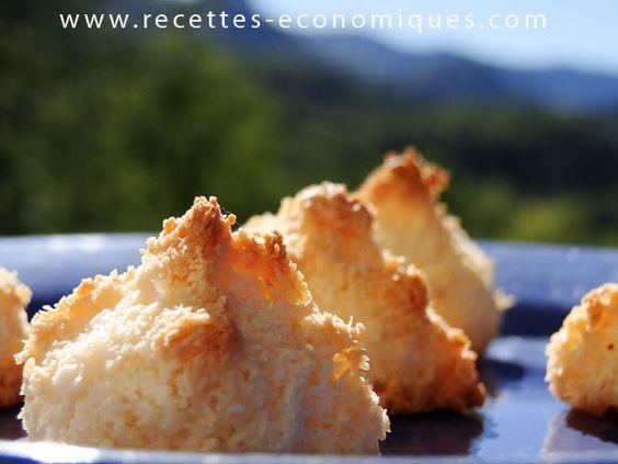 Rochers coco thermomix