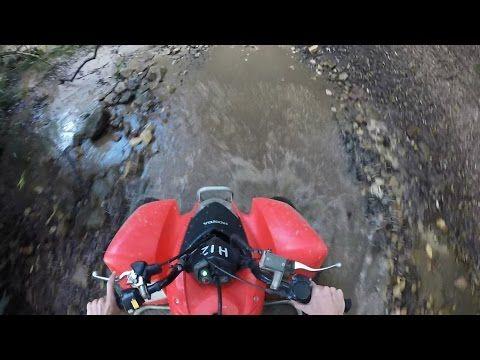 Quad Biking and Kayaking at Glenworth Valley - YouTube