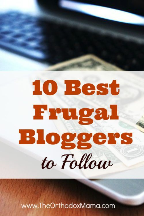 Are you looking for places to find inspiration for frugal living?  These bloggers are rocking it--frugal style!