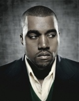 Kanye Omari West (ˈkɑːnjeɪ/; born June 8, 1977) is an American rapper, singer, and record producer. West first rose to fame as a producer for Roc-A-Fella Records, where he eventually achieved recognition for his work on Jay-Z's album The Blueprint, as well as hit singles for musical artists including Alicia Keys, Ludacris, and Janet Jackson. His style of production originally used pitched-up vocal samples from soul songs incorporated with his own drums and instruments.
