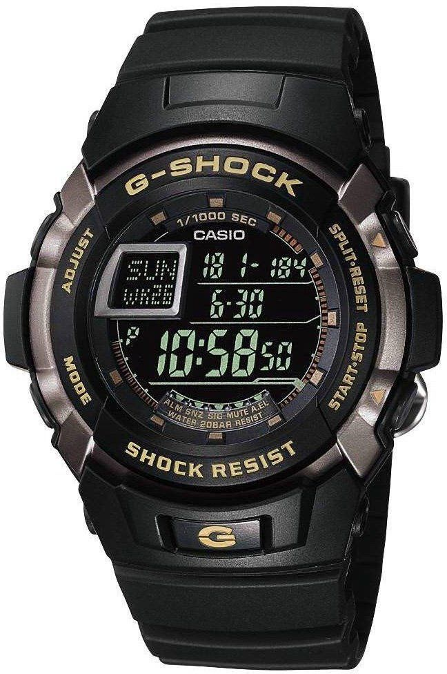 G-Shock Watch Alarm Chronograph #amazon #bezel-fixed #black-friday-special #bracelet-strap-rubber #brand-g-shock #case-depth-12mm #case-material-black-pvd #case-width-45mm #chronograph-yes #classic #comparison #date-yes #delivery-timescale-call-us #dial-colour-lcd #gender-mens #keep-reduced #movement-quartz-battery #official-stockist-for-casio-g-shock-watches #packaging-casio-g-shock-watch-packaging #style-sports #subcat-g-shock #supplier-model-no-g-7710-1er…