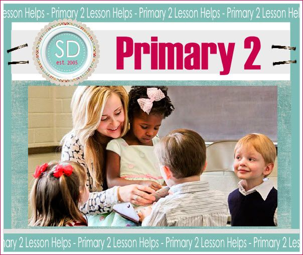 Sugardoodle - Primary 2 Lesson Helps