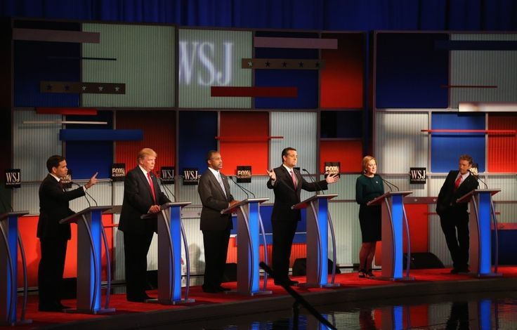 The blinkered economics of the 2016 GOP presidential candidates