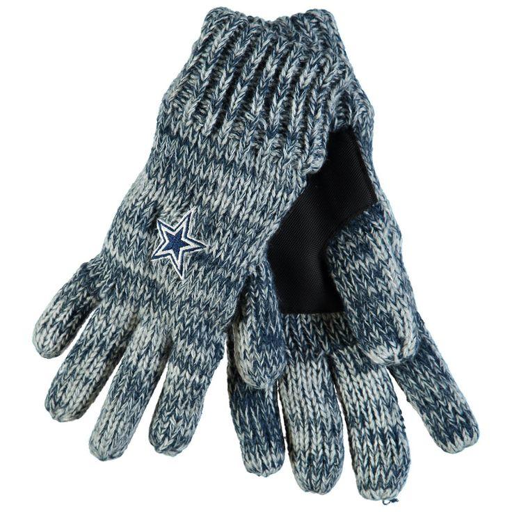 Dallas Cowboys Peak Gloves