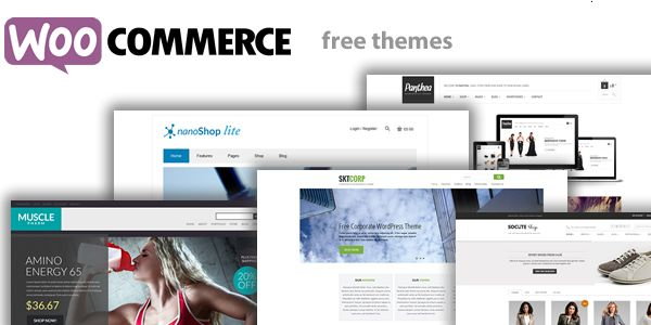 50  Free WooCommerce Themes to Enhance Your Onine Store