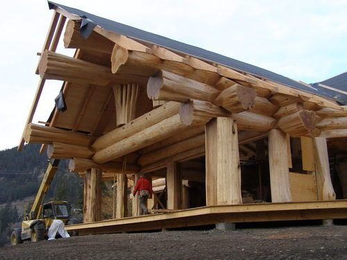 17 best images about pioneer log home usa sruby on pinterest trees saddles and log houses. Black Bedroom Furniture Sets. Home Design Ideas