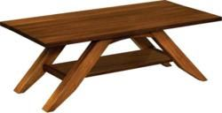 Amish Furniture Retailer Brandenberry Amish Furniture Debuts Newport Occasional Table Set With Modern Design