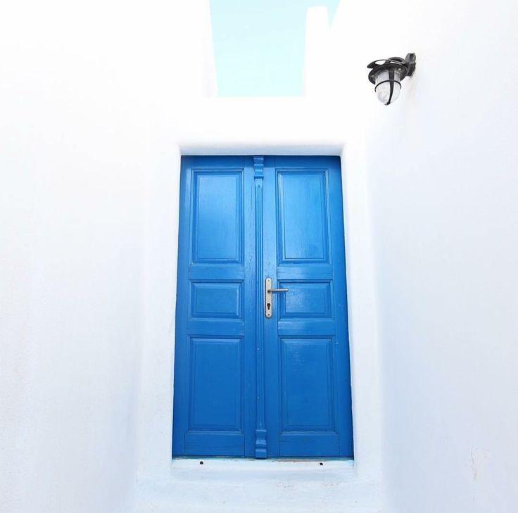 Santorinian Architecture.
