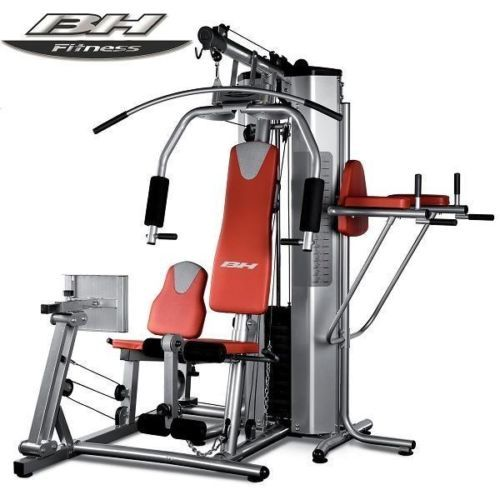 BH Fitness Global Home Multi Gym Smith Machine Heavy Duty | eBay