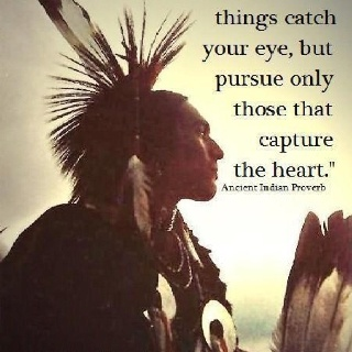 Old Indian proverb