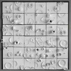 Daniel Spoerri, Meissen Porzellan Puzzle