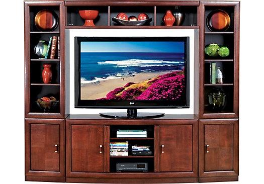 TV Wall Unit Flat Screen | Organize | Pinterest | Tv walls ...