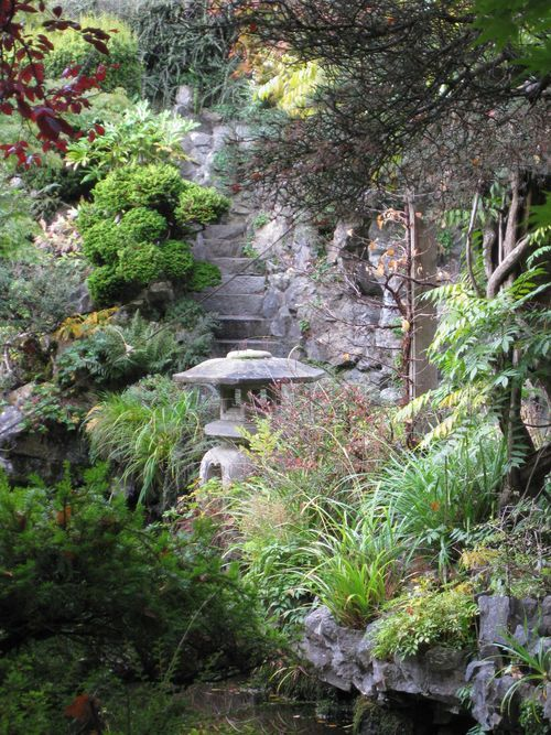 Japanese Gardens In Killdare. #Ireland #Travel