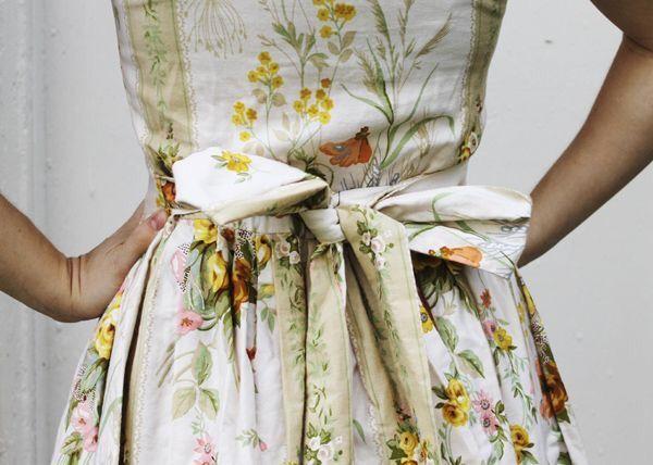 adorable print dress
