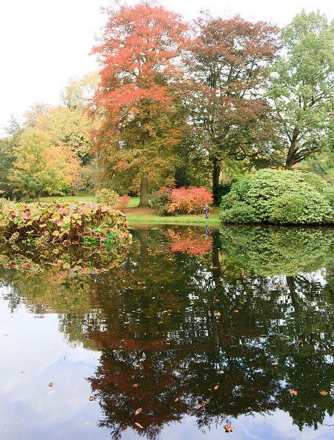 Wightwick Manor Gardens - Wolverhampton, England
