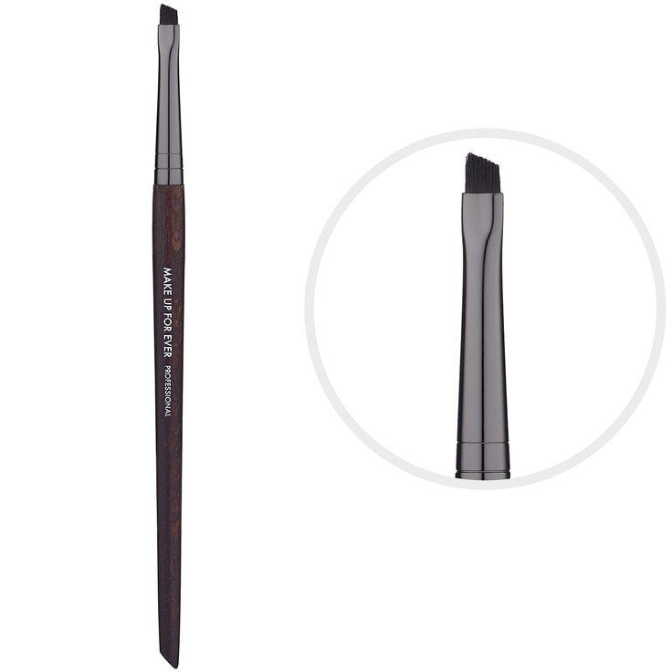 270 Angled Eyebrow Brush - MAKE UP FOR EVER | Sephora